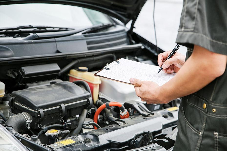 自動車整備事業の紹介